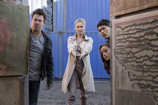 THE LIBRARIANS to Open Season Two with a Double-header