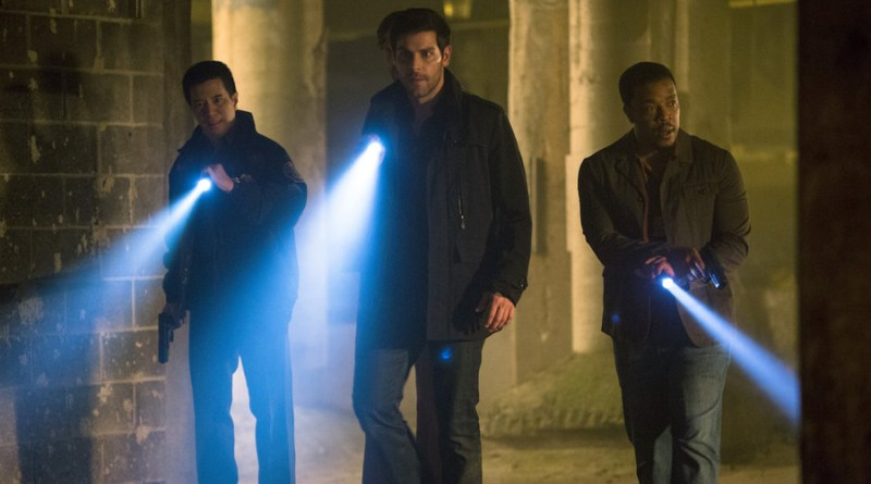 New SciFi4Chicks Podcast: GRIMMly Speaking… About GRIMM
