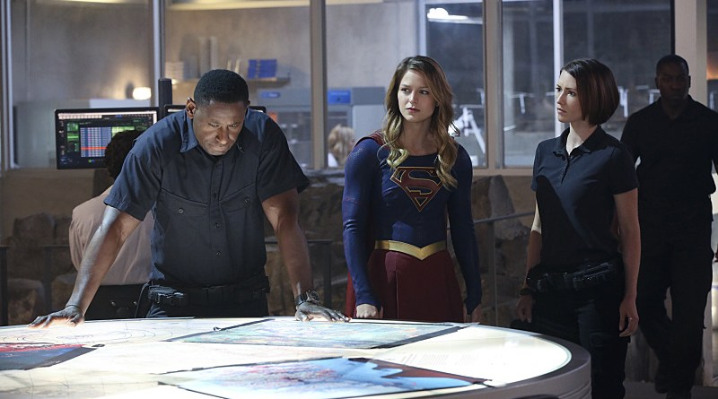 Recap: You Don't Tug on SUPERGIRL's Cape…