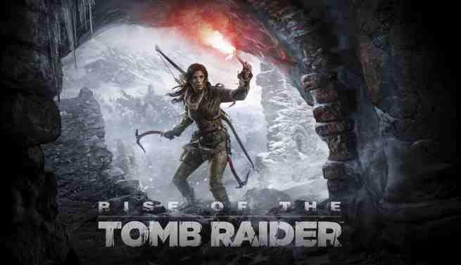 RISE OF TOMB RAIDER Release Date for PC