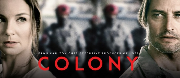 COLONY: How Far Would You Go To Save Your Family?