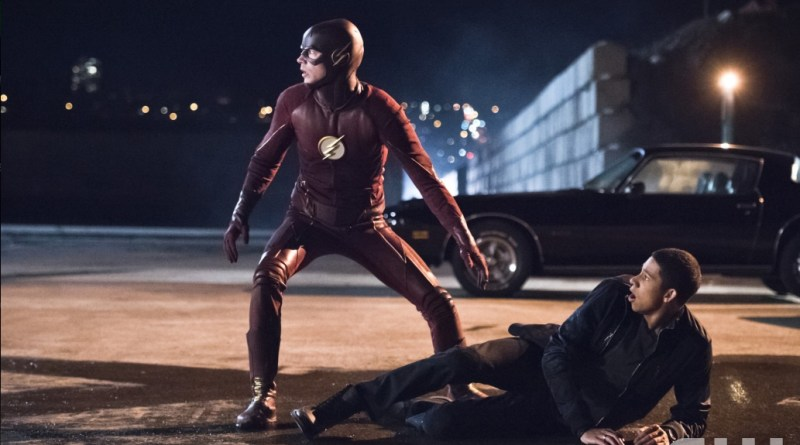THE FLASH Gets Sticky With Needs for Speed