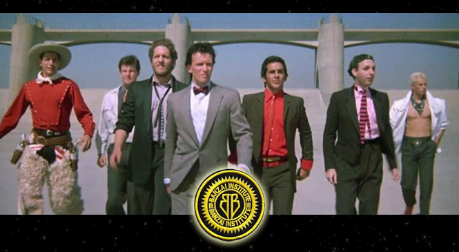 THE ADVENTURES OF BUCKAROO BANZAI Slated for U.S. Blu-Ray Release in August