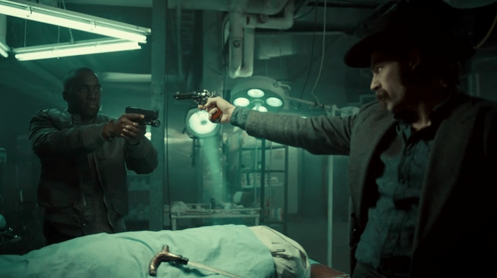 WYNONNA EARP: Jack Be Ripper, Jack Be Quick…