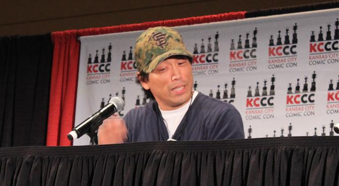 Kansas City Comic Con 2016: Peter Shinkoda Talks Acting, Defends Minority Actors