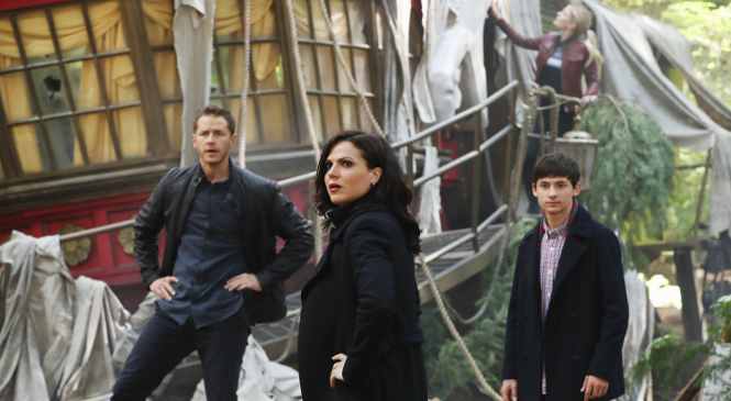 Recap: ONCE UPON A TIME Untold Stories Arrived
