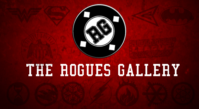 ROGUES GALLERY #48: Gun Control, Ally McBeal in a Cape, and a Bat-Mess