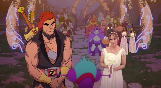 """SON OF ZORN Learns to Fight """"The Battle of Self-Acceptance"""""""