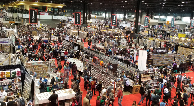 Virtual Cons This Wknd + Schedule Changes — April 22