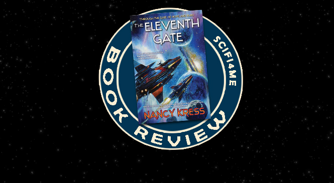 Review: THE ELEVENTH GATE