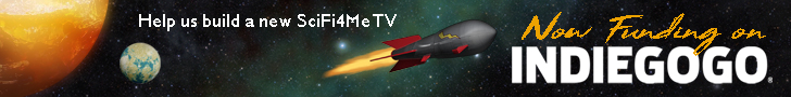 SciFi4Me TV Indiegogo