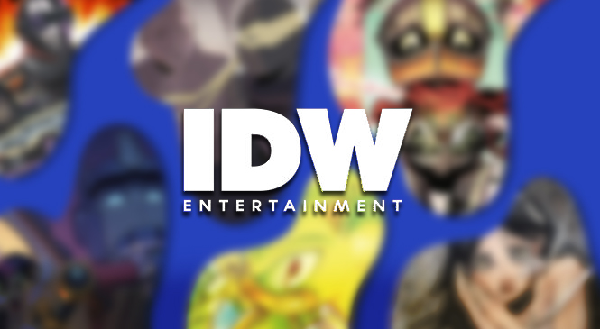 IDW Names New Publisher, VP Creative Affairs