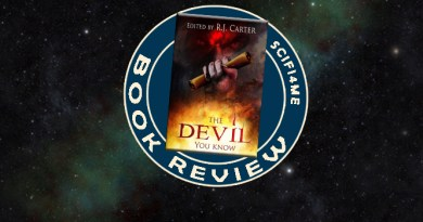 Book Review: THE DEVIL YOU KNOW Is Worth Knowing