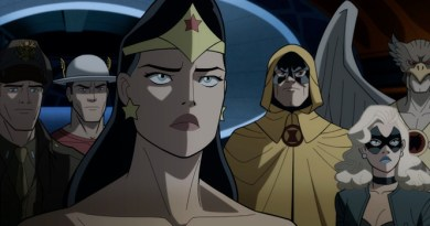 Punching Nazis with the Speed Force – JUSTICE SOCIETY: WORLD WAR II