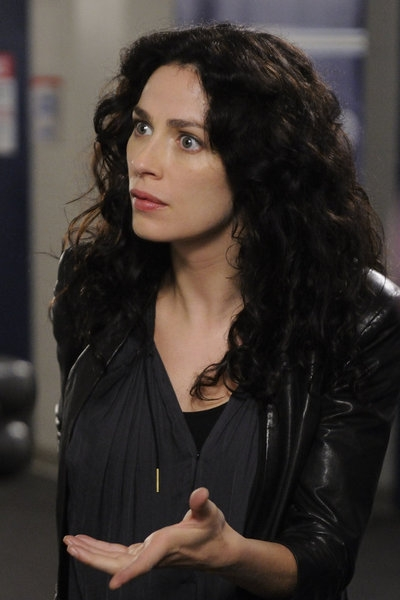 Warehouse 13s Joanne Kelly  The Brave the Bold and the