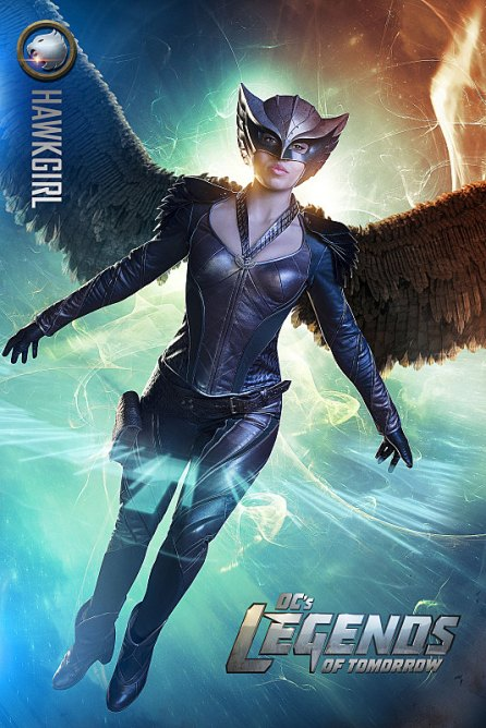 DC's Legends Of Tomorrow -- Image Number: LGN01_HAWKGIRL_V2.jpg -- Pictured: Ciara Renee as Kendra Saunders/Hawkgirl -- Photo: Jordon Nuttall/The CW -- © 2015 The CW Network, LLC. All rights reserved.
