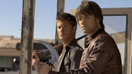 Jensen Ackles and Jared Padalecki began Superantural in 2005.