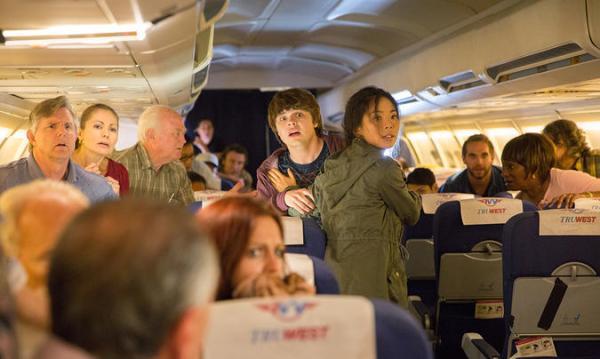 Fear Flight 462