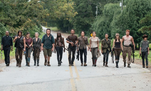 TWD Cast - Image from Forbes