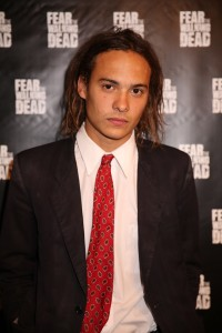Frank Dillane Fear the Walking Dead