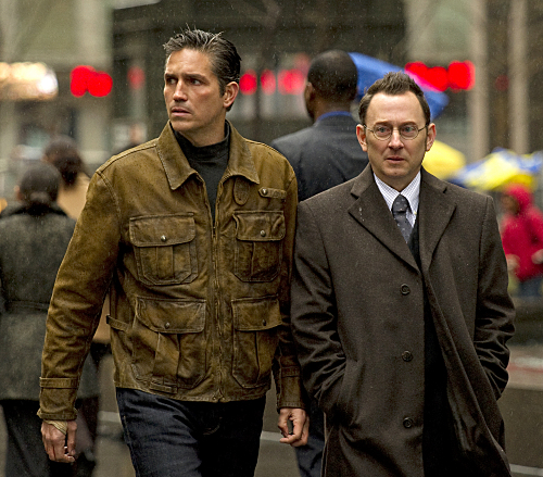 Person of interest pilot