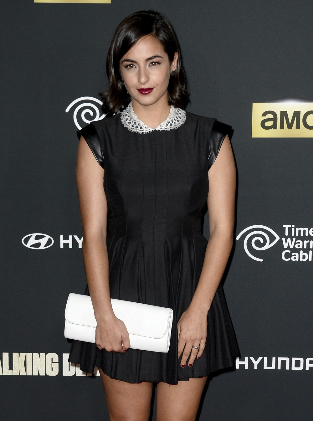 Alanna Masterson hot - The Walking Dead