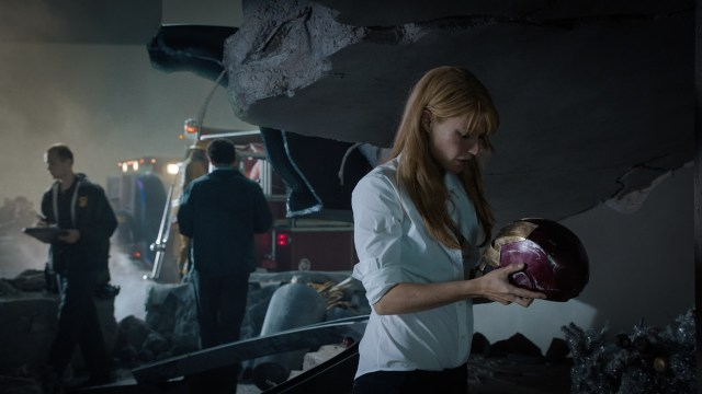 Pepper Potts Iron Man 3