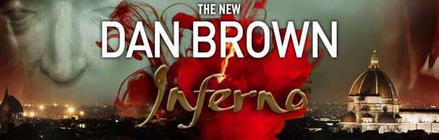 Inferno (Dan Brown) - banner