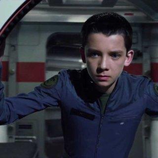 Asa Butterfield as Ender Wiggin - Ender's Game