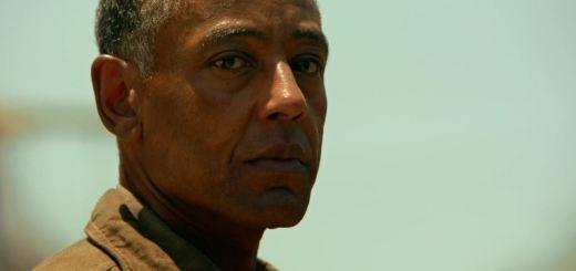 Giancarlo Esposito in Revolution season 2 as Tom Neville
