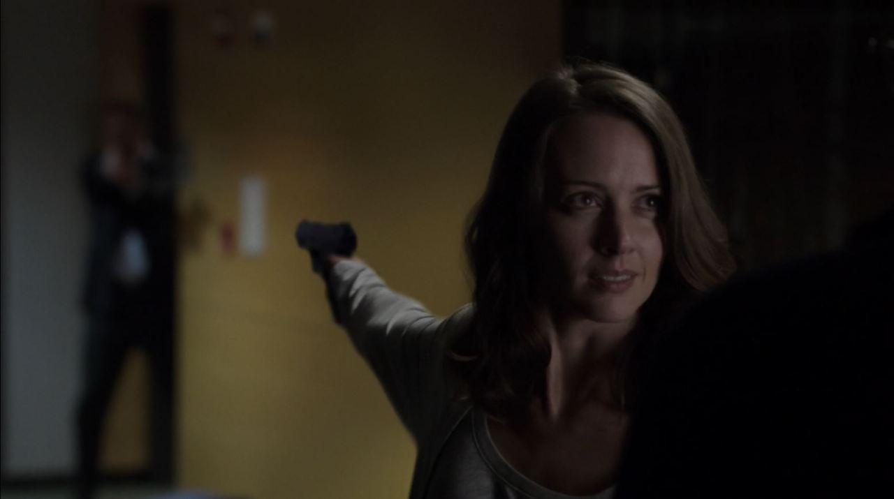 Person of Interest Season 3 Episode 3: Lady Killer