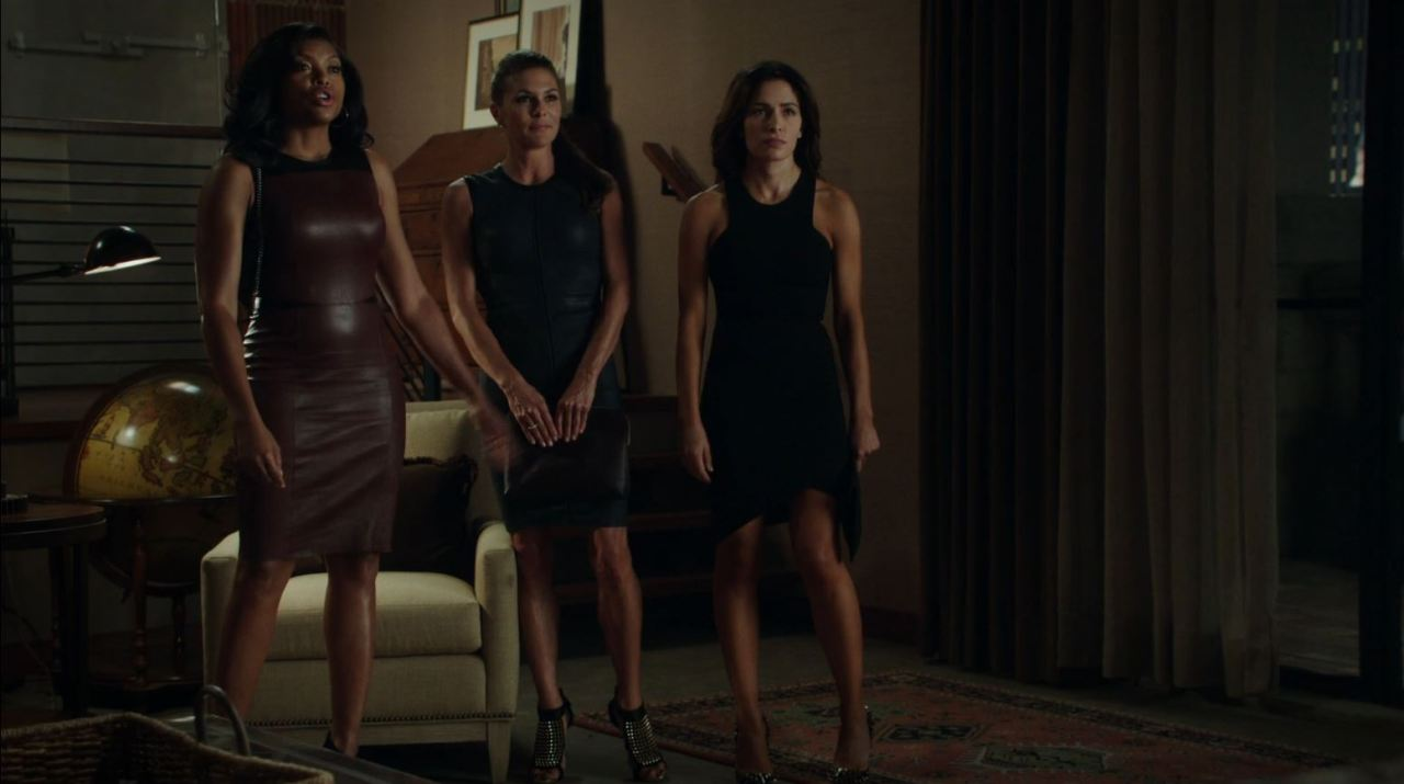 Person of Interest S3Ep3 Lady Killer Review