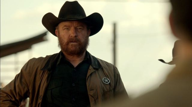 Walker Texas Ranger goes Revolution