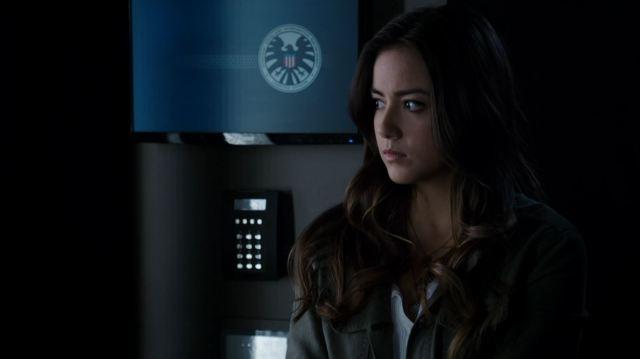 Chloe Bennett as Skye - Agents of SHIELD