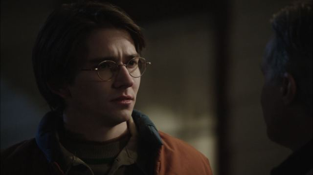 Person of Interest - Lethe - A young Harold Finch