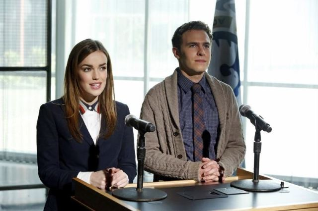 Agents of SHIELD - Seeds - Fitz & Simmons
