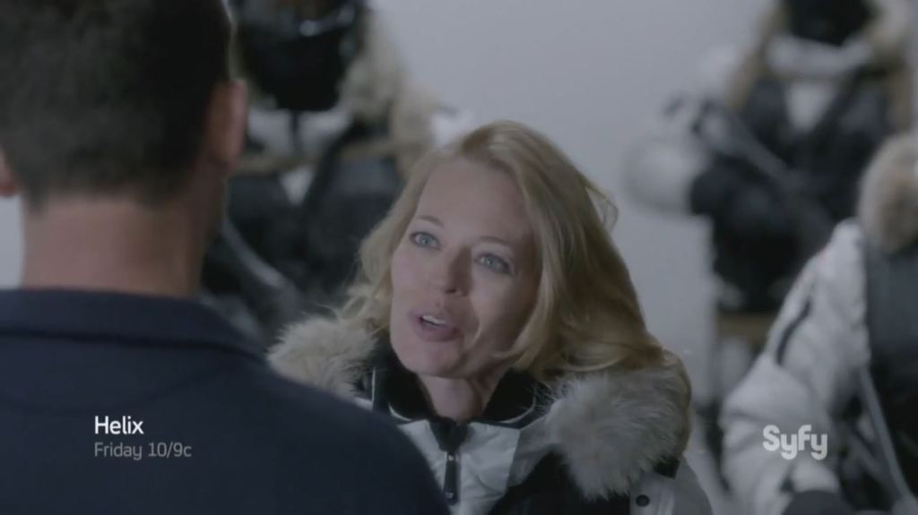 Helix - Jeri Ryan as Constance Sutton