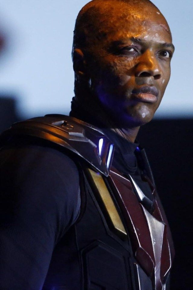 Agents of SHIELD - Mike Peterson as Deathlok
