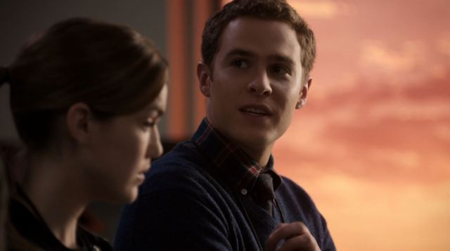 Agents of SHIELD - 'The Only Light in the Darkness' - Agent Fitz (Iain De Caestecker)