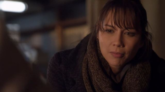 Continuum - Waning Minute - Lexa Doig as Sonya Valentine
