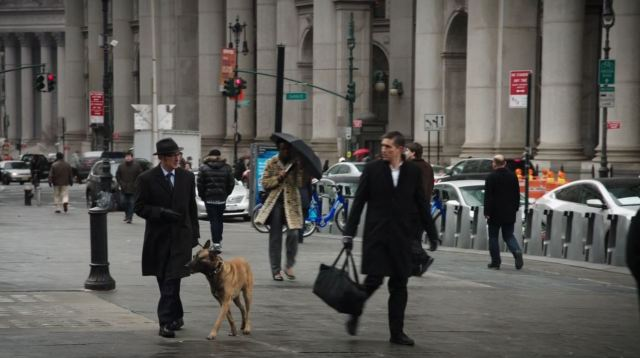 Person of Interest Deus Ex Machina - Harold Finch and Mr. Reese parting ways