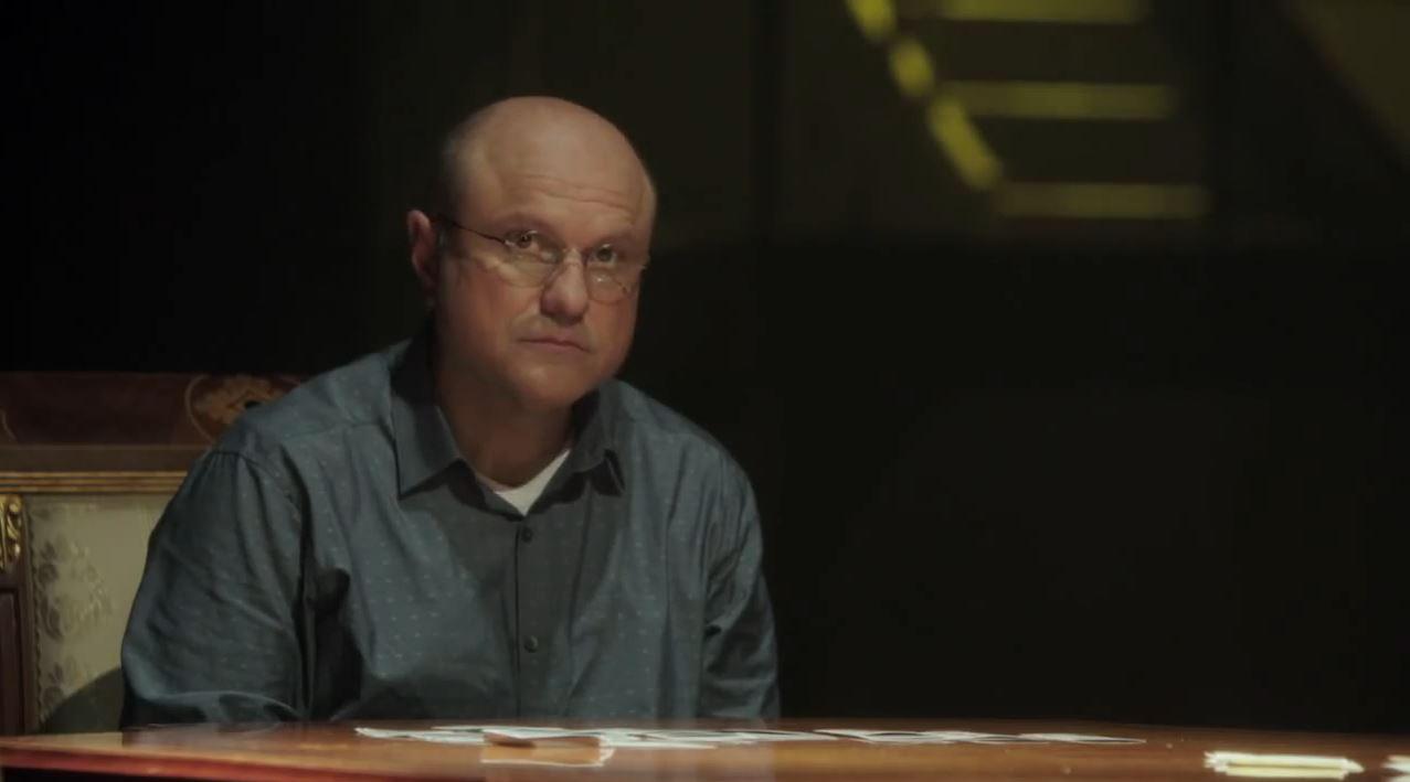 Person of Interest Season 4 Preview - Carl Elias (Enrico Colantoni)