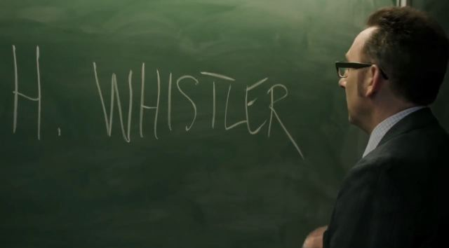 Person of Interest Season 4 Preview - Finch as H. Whistler