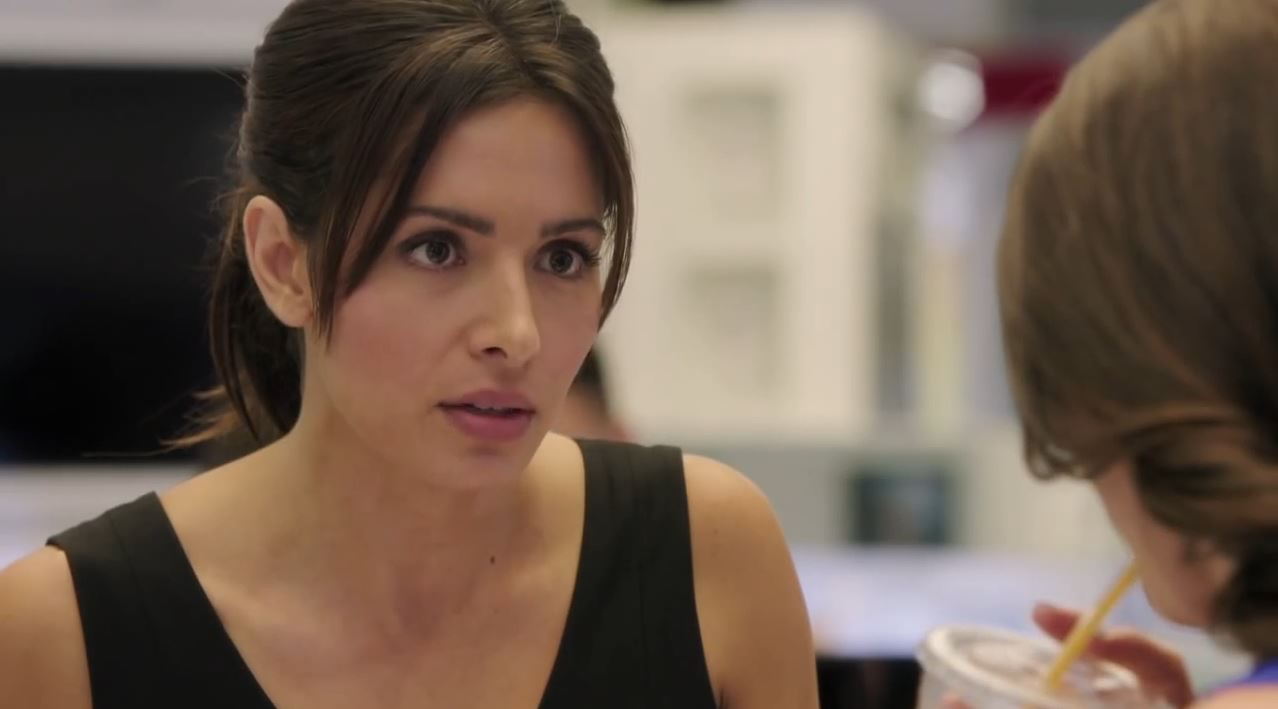 Person of Interest Season 4 Preview - Sarah Shahi as Shaw