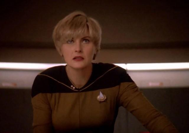 Star Trek TNG Season 7 Blu-Ray Trailer - Denise Crosby as Tasha Yar in All Good Things