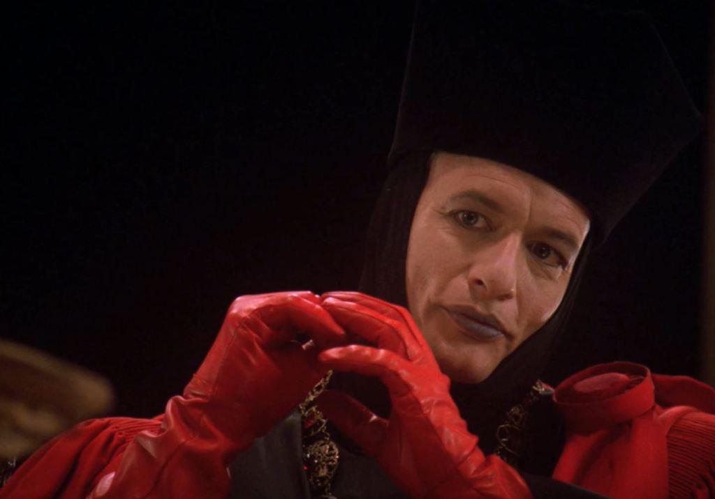 Star Trek TNG Season 7 Blu-Ray Trailer - John delancie as Q in All Good Things