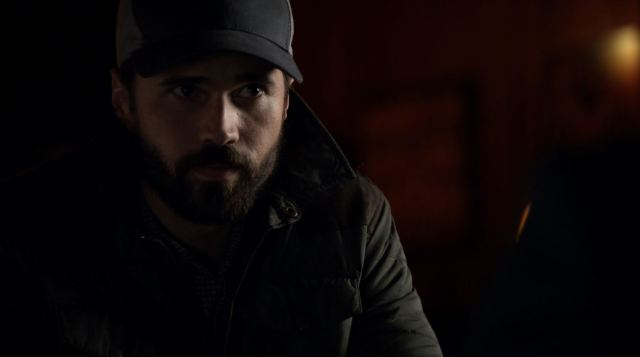 Brett Dalton as Grant Ward - Agents of SHIELD The Writing on the Wall Review
