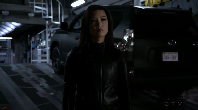 May says goodbye to Andrew. Agents of SHIELD S2Ep13 'One Of Us' Review.