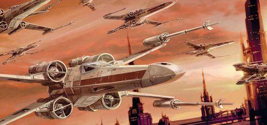 Star Wars Rogue One art