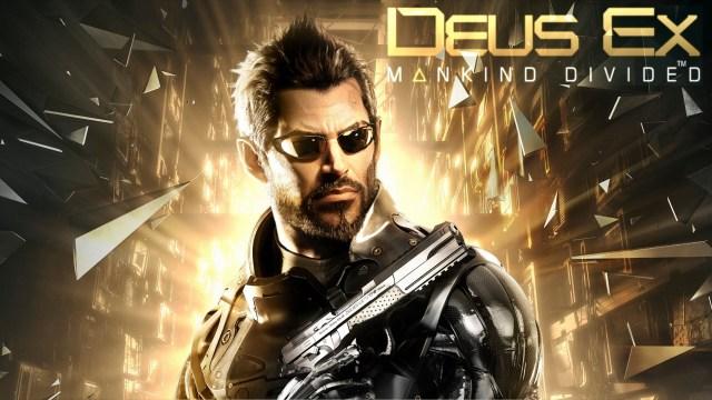 Adam Jensen in Deus Ex Mankind Divided E3 Preview Roundup!